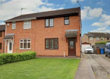 Thumbnail 3 bed semi-detached house for sale in Oak Drive, Newport, Brough, East Yorkshire