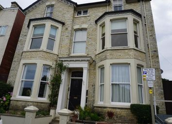 Thumbnail 3 bed flat for sale in Grosvenor Crescent, Scarborough