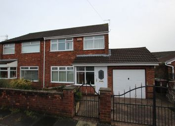 Thumbnail 3 bed semi-detached house to rent in Arbury Avenue, Islands Brow, St Helens