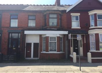 Thumbnail 5 bed terraced house for sale in Priory Road, Anfield, Liverpool