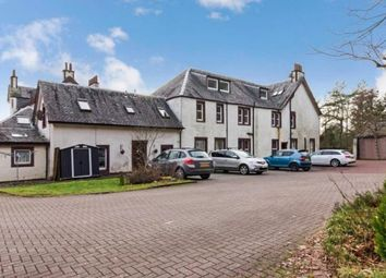 Thumbnail 1 bed flat for sale in Baillie Nicol Jarvie Court, Lochard Road, Aberfoyle, Stirling