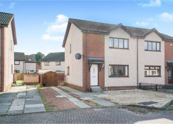 Thumbnail 2 bedroom semi-detached house for sale in Baxter Street, Fallin