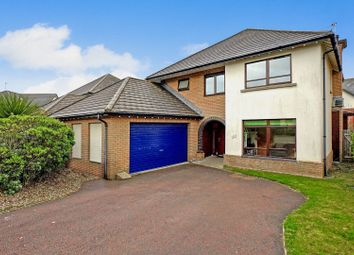 Thumbnail 4 bed detached house for sale in Cove Crescent, Bangor