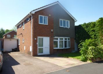 Thumbnail 4 bed detached house to rent in Tysoe Drive, Sutton Coldfield, West Midlands
