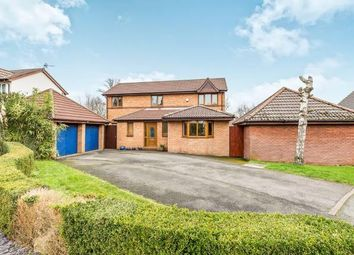 Thumbnail 5 bed detached house for sale in Birch Field, Clayton-Le-Woods, Chorley, Lancashire
