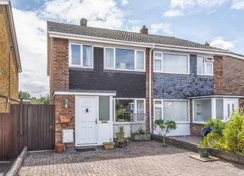 Thumbnail 3 bed semi-detached house for sale in South Abingdon, Oxfordshire