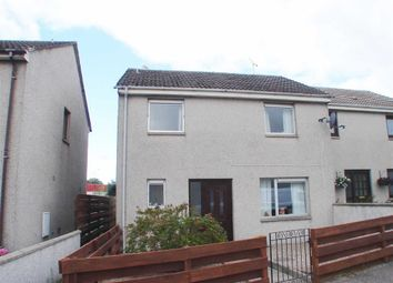 Thumbnail 3 bed end terrace house for sale in Anderson Drive, Elgin, Moray