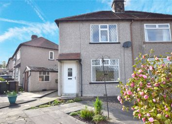 Thumbnail 2 bed semi-detached house to rent in Exley Road, Keighley, West Yorkshire