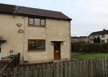 Thumbnail 2 bed end terrace house for sale in Glenshamrock Drive, Cumnock