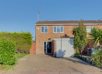 Thumbnail 3 bed semi-detached house for sale in Brisbane Close, Worthing