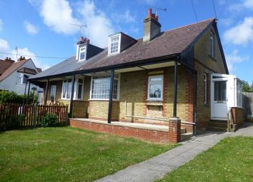 Thumbnail 3 bed semi-detached house to rent in Millstrood Road, Whitstable