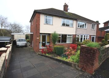Thumbnail 3 bedroom semi-detached house for sale in Gill Bank Road, Kidsgrove, Stoke-On-Trent