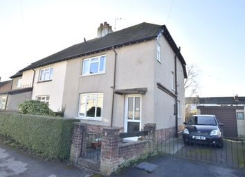 Thumbnail 3 bed semi-detached house for sale in Little Herberts Close, Charlton Kings, Cheltenham, Gloucestershire