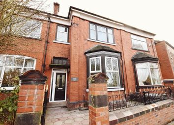 Thumbnail 5 bed terraced house to rent in Manor Street, Fenton, Stoke-On-Trent