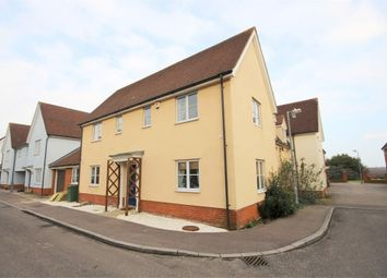 Thumbnail 4 bed detached house to rent in Hospital Field, Black Notley, Braintree