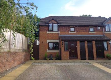 Thumbnail 2 bed semi-detached house to rent in Lulworth Park, Kenilworth
