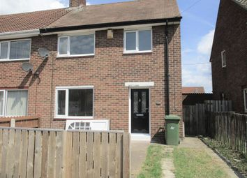 Thumbnail 3 bed semi-detached house to rent in Dene View Drive, Blyth