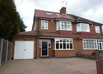 Thumbnail 5 bedroom semi-detached house for sale in Southspring, Sidcup