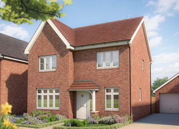 """Thumbnail 4 bed detached house for sale in """"The Aspen"""" at Appleton Way, Shinfield, Reading"""