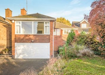Thumbnail 2 bedroom bungalow for sale in Station Road, Birstall, Leicester, Leicestershire