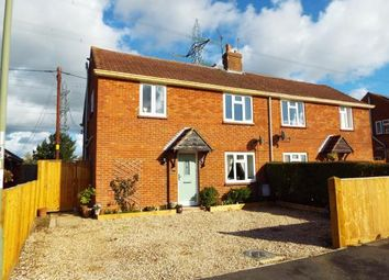 Thumbnail 3 bed semi-detached house for sale in Bramley, Tadley, Hampshire