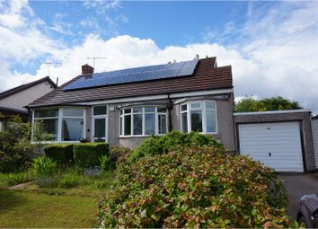 Thumbnail 3 bed detached bungalow for sale in Baslow Road, Sheffield