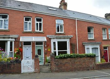 Thumbnail 4 bedroom terraced house for sale in Parc Wern Road, Swansea