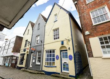 Thumbnail 2 bedroom flat to rent in Quay Street, Lymington
