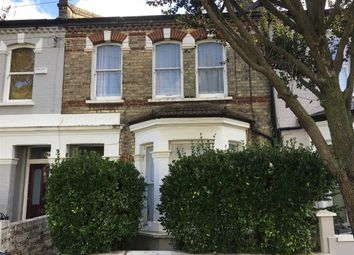 Thumbnail 1 bed flat to rent in Rosaville Road, London