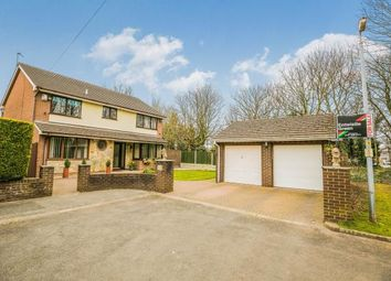 Thumbnail 4 bed detached house for sale in Hooton Way, Hooton, Ellesmere Port, Cheshire