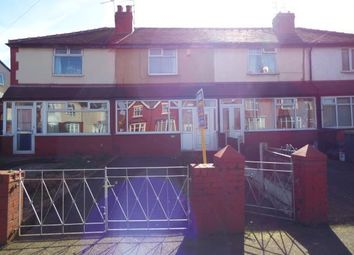 Thumbnail 2 bed terraced house for sale in Preston Old Road, Blackpool, Lancashire