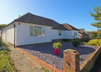 Thumbnail 2 bed semi-detached bungalow for sale in Dawn Crescent, Upper Beeding, Steyning