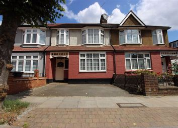 Thumbnail 3 bedroom terraced house for sale in Elm Park Road, Winchmore Hill, London