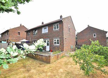 Thumbnail 3 bed semi-detached house for sale in Newnham Way, Heathfield