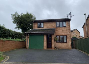 Thumbnail Detached house for sale in Jutland Avenue, Gwersyllt, Wrexham