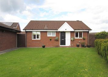 Thumbnail 2 bed bungalow for sale in Baytree Close, Preston