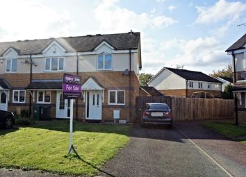 Thumbnail 2 bed end terrace house for sale in Waterways Drive, Oldbury