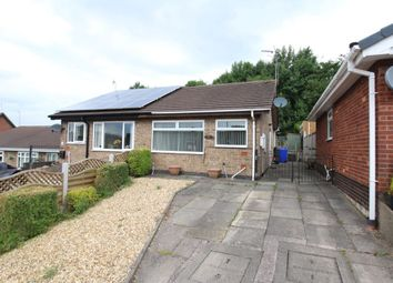 Thumbnail 1 bed bungalow to rent in Zodiac Drive, Packmoor, Stoke-On-Trent