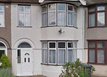 Thumbnail 3 bed terraced house to rent in Hurstbourne Gardens, Barking