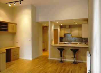 Thumbnail 1 bed flat to rent in The Riverside Village, Chesterfield, Derbyshire