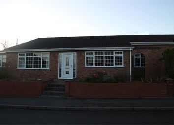 Thumbnail 4 bed detached bungalow for sale in Lynton Road, Melton Mowbray, Leicestershire