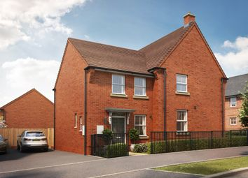 Thumbnail 2 bed semi-detached house for sale in St Rumbolds Fields, Tingewick Road, Buckingham