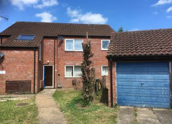 Thumbnail 1 bed flat for sale in Chestnut Close, Costessey, Norwich, Norfolk