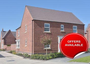 "Thumbnail 4 bedroom detached house for sale in ""Layton"" at Green Lane, Barnard Castle, Barnard Castle"