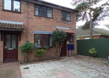 Thumbnail 3 bed semi-detached house for sale in Taverham, Norwich, Norfolk