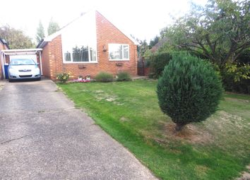 Thumbnail 2 bed detached bungalow for sale in Larkin Avenue, Cherry Willingham, Lincoln