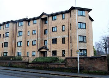 Thumbnail 2 bed flat for sale in Stock Avenue, Paisley