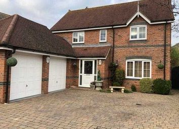 Thumbnail 4 bed detached house for sale in The Lloyds, Grange Farm, Kesgrave, Ipswich