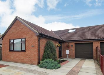 Thumbnail 4 bed semi-detached bungalow for sale in Hambleton Drive, Thirsk