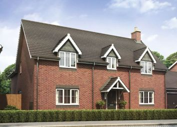 Thumbnail 5 bed detached house for sale in Eccleshall Road, Stafford